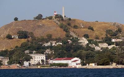 Гора Митридат в Крыму