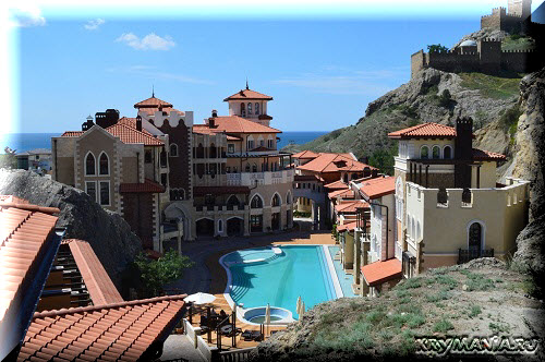 Крымские гостиницы