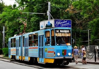Трамвай желаний в Евпатории