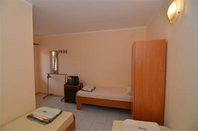В номере отеля Мираж