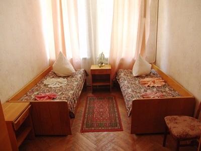 В номере санатория Восход