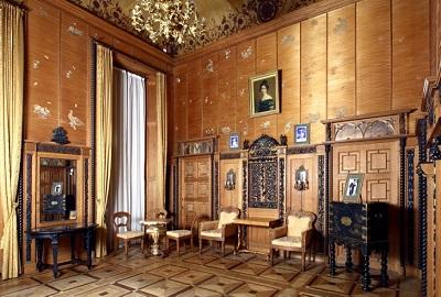 Фото внутри Воронцовского дворца