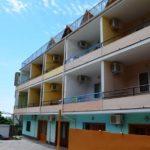 Отель «Бриз»: бюджетный отдых в Кацивели