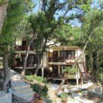 Отель «Зеленый мыс» — кусочек тропического рая в Алупке
