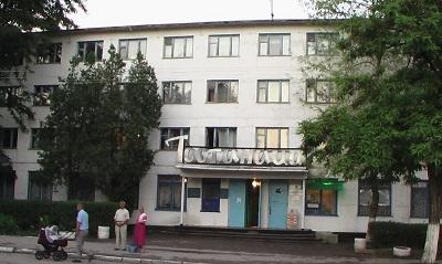Гостиница Таврия в Джанкое