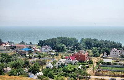 Панорама Героевки Керчь