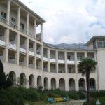 Санаторий «Симеиз» — одноименная здравница курортного поселка Крыма