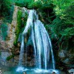Джур-Джур — самый мощный водопад в Крыму