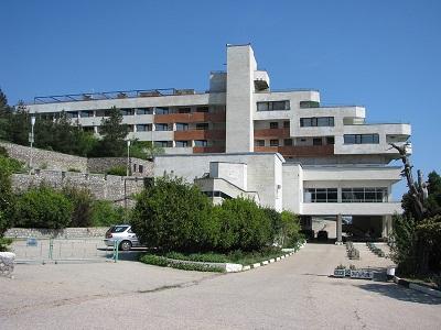 санатории севастополя мыс айя