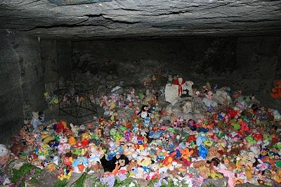 Аджимушкайские каменоломни - игрушки