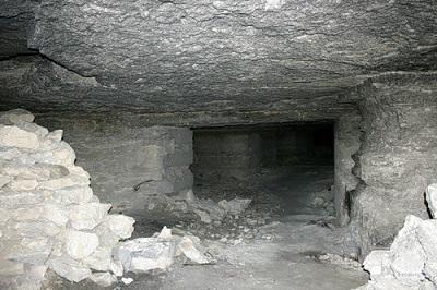 Аджимушкайские каменоломни - вход