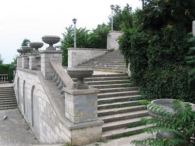 Большая Митридатская лестница фото 1