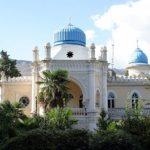 Дворец эмира Бухары: крымское направление «восток-запад» в Ялте