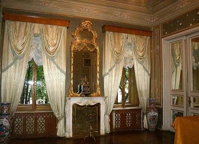 Дворец княгини Гагариной - фото внутри