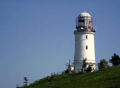 Еникальский маяк Керчь