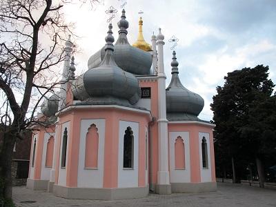 Церковь святого Иоанна Златоуста