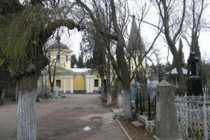 Храм всех святых в Севастополе