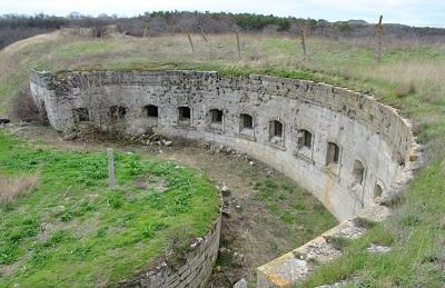 Крепость Керчь форт Тотлебен фото 1