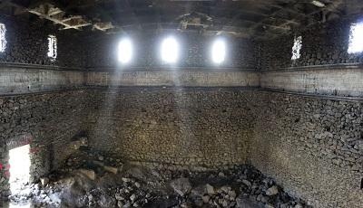 Неаполь Скифский в Симферополе - Охранный павильон