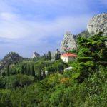 Симеиз — один из красивейших курортных поселков Крыма