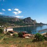 Поселок Кацивели: душевный отдых в Крыму