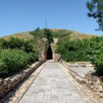 Царский курган — дворец царства мертвых в Керчи