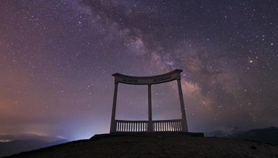Фото Звездопада воспоминаний ночью
