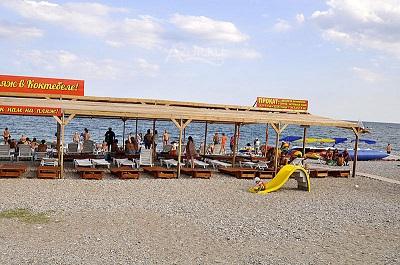 Пляж СПБ Бирин