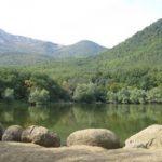 Озеро Кастель — райское местечко близ Виноградного