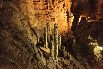 пещера Эмине-Баир-Хосар зал идолов