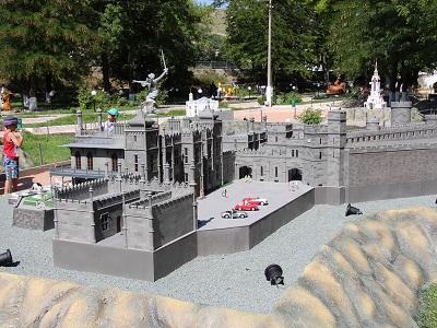 Алуштинский парк Крым в миниатюре фото 4