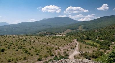Долина привидений в Крыму - как добраться