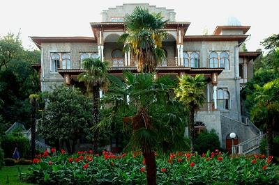 Дворец Карасан фото
