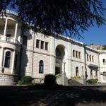 Дворец Суук-Су — маленькая памятка архитектуры в Гурзуфе