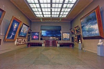 Картинная галерея Айвазовского фото 2