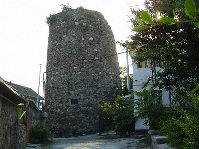 Крепость Алустон фото 1