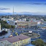 Симферополь — красивая столица Республики Крым