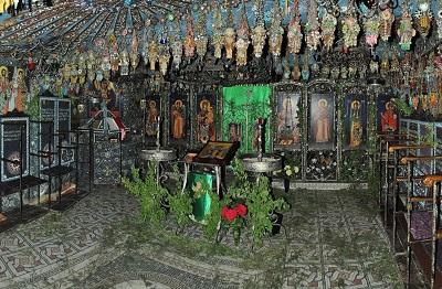 Скит Анастасии Узорешительницы