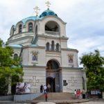Свято-Николаевский собор — красивейший храм Евпатории