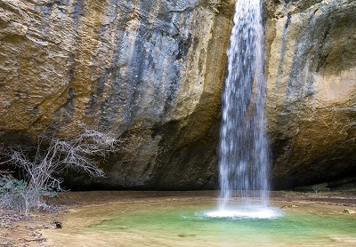 Водопад Козырек фото 3