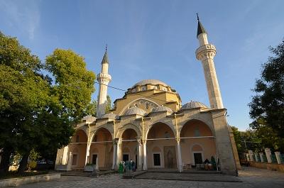 евпатория мечеть джума-джами