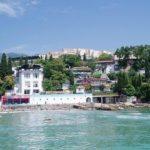 Отдых в Гурзуфе у самого моря: 3 лучших отеля