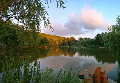 озеро Широкий Яр фото 2