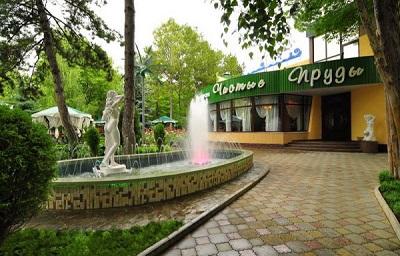 ресторан чистые пруды симферополь