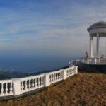Беседка ветров — самое романтическое место в Крыму