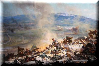 Диорама «Штурм Сапун-горы 7 мая 1944 г.» фото 1