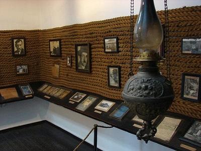 Литературный музей Грина фото