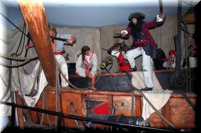 Музей Пираты Черного моря в Евпатории