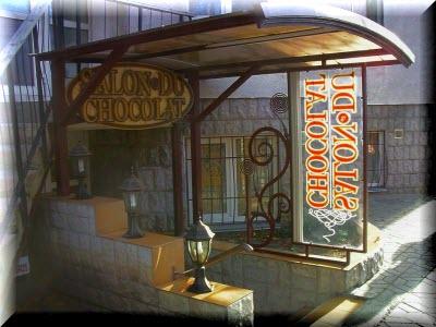Музей шоколада в Симферополе фото 1