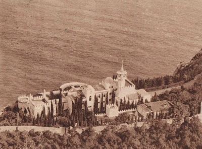 дача кичкине крым - старые фото